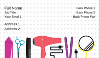 Beauty - Hair stylist tools